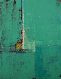 """""""Untitled No. 64,"""" original abstract painting by artist Tim Hallinan (USA) available at Saatchi Art #SaatchiArt"""