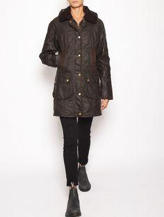 Barbour - Bower wax Jacket - LWX0534OL71