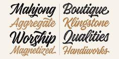 Kaleidos Rough - Webfont & Desktop font « MyFonts