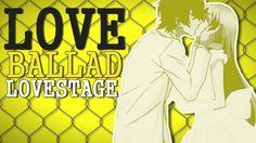 【鍵錠-Pro】❝ love вαllαd ❞ᴹᴱᴾ - LoveStage! || White+Black=Yellow (?)   https://www.youtube.com/watch?v=Movbg_0v9D4