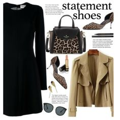 Chic Office Style: Statement Shoes (work wear)