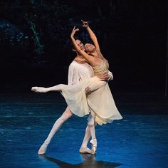@ciscoestevez @mistyonpointe and @alexhammoudi performing Romeo and Juliet Pas De Deux for the 2015 VIDF. Choreography (c) George Balanchine Trust. Photo (c) @ciscoestevez. #vaildancefestival2015