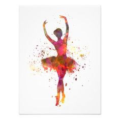 Ballerina Woman ballet to dancer dancing Photograph