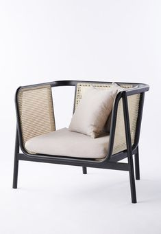 Cane Sofa - 02 (One seat) — Cane Collection Rustic Furniture, Home Furniture, Furniture Design, Outdoor Furniture, Furniture Stores, Luxury Furniture, Furniture Ideas, Outdoor Chairs, Dining Chairs