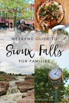 How to spend the perfect family weekend in Sioux Falls, South Dakota // Midwest Travel USA Road Trip Unique Family Vacation Travel with Kids US Destinations for Families Midwest Vacations, Family Vacation Destinations, Best Vacations, Vacation Trips, Vacation Travel, Travel Destinations, Vacation Ideas, Family Vacations, Vacation Spots