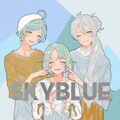 Media Tweets by おやすみ (@ohayou46) / Twitter Manga Boy, Manga Anime, Anime Art, Comedy Anime, Star Art, Cartoon Games, Ensemble Stars, Kawaii Anime Girl, Cute Art