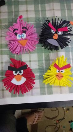 Pencil Topper Crafts, Pencil Toppers, Crayon, Diy Cards, Birthday Cards, Crafts For Kids, Easter, Halloween, Pop
