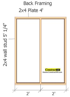 Small Garden Shed Plans Gable Shed - Small Shed Plans, Wood Shed Plans, Small Sheds, Diy Shed Plans, Storage Shed Plans, Plans Loft, Metal Storage Sheds, Shed Construction, Clutter Solutions