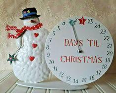13 Vintage Snowman Blank Set of 2 Porcelain Paintable Ornaments Figures