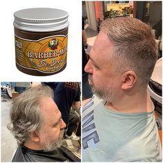 By Adrian Niță Daca îți dorești o schimbare de look, te așteptăm la Gett's Men Plaza Romania! Balsamul de barbă Barber Mind Bebop este produsul ideal pentru a avea grijă de barba ta: hrănește, hidratează și stilizează până la cele mai dificile bărbi. #gettssalons #gettsmen #neewlook #haircut #barbermind Mai, Barber Shop, Get The Look, How To Get, Barbers, Barbershop
