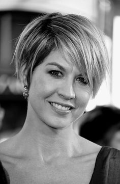 American television and film actress Jenna Elfman
