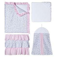 Luxury Bedding Sets For Less Code: 1864470459 Baby Girl Bedding Sets, Pink Bedding Set, Luxury Bedding Sets, Crib Bedding Sets, Comforter, Pink Grey, Grey And White, Blue, Beige Bed Linen