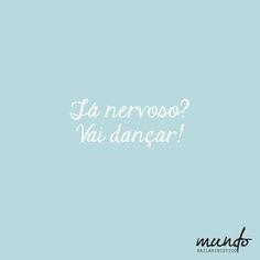 Mundo Bailarinístico - Blog de ballet: Frases de bailarinas - Só quem faz ballet entende