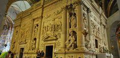 Aquí vivió la Virgen María, en la basílica de Loreto - http://www.absolutitalia.com/aqui-vivio-la-virgen-maria-en-la-basilica-de-loreto/