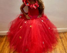 Disney Princess Elena Of Avalor inspired Costume by CordeliaRoyle