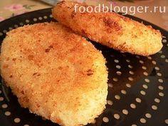 Пошаговый фото-рецепт: Котлеты из риса и рыбы | Блог о вкусной и здоровой пище