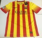 For Sale - NWT Nike Mens FC Barcelona Away 2013/14 Soccer Jersey Size Medium Retail $90 - See More at http://sprtz.us/BarcelonaEBay