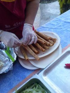 Preparación de alimentos