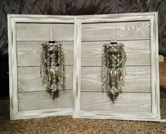Check out this item in my Etsy shop https://www.etsy.com/listing/268351968/crystal-chandelier-light-shabby-chic