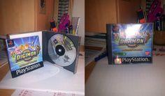 Digimon World - Jeu PS1