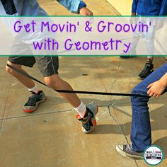 Get Movin' & Groovin' with Geometry |