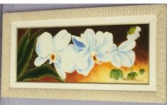 Orquídeas Frame, Home Decor, Oil On Canvas, Moldings, Colors, Fabrics, Picture Frame, Decoration Home, Room Decor
