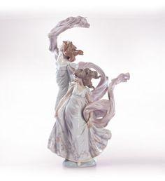 Lladro 05819 Allegory of Liberty