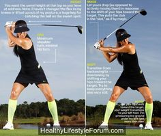 Want to improve your driver? Michelle Wie, 2014 U.S. Women's Open champion, offers these steps that will help improve your drive swing and accuracy. #golf #tips