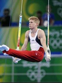 Justin Spring (current Illinois Men's Gymnastics Head Coach): Member of the 2008 Bronze medal winning U. Soon to be Taylor's coach! Gymnastics Team, Olympic Gymnastics, Male Gymnast, Athletic Body, Sport Man, Athletes, Illinois, Olympics, Sports