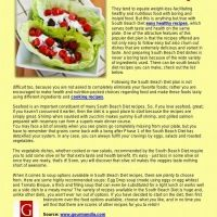 Flipsnack | Attractive South Beach Diet Recipes by Catalina Linkava