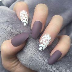 28 Cute Pom Pom Nail Art Design Ideas