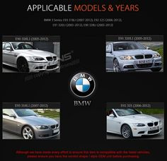 Autoradio-para-Serie-E90-E91-E92-E93-BMW-Xtrons-Modelos-Compatibles