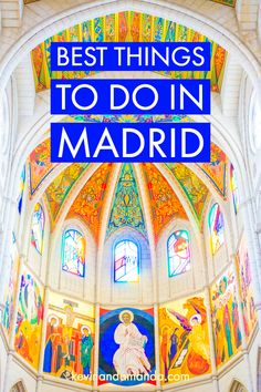 Going to Madrid? If this is your first time to Madrid, here's what you'll definitely want to see. Use our guide to make sure you don't miss any of the BEST things to do in Madrid Spain! Backpacking Spain, Spain Culture, Prague Travel, Edit My Photo, Spain Holidays, Barcelona Travel, Travel Advice, Travel Tips, Space Travel