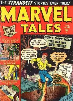 Marvel Tales #101 (Issue)