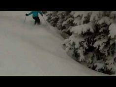 January 11, 2013 Powder Day with Heidi Voelker