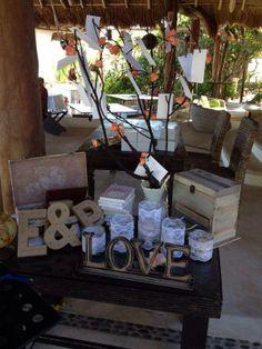 cbv riviera maya weddings bodas arbol de los deseos wish tree and vintage decor