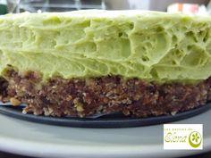 Cheesecake de aguacate y lima #Recetas #Recipes #Vegetariana #Vegetarian #Vegana #Vegan #Aguacate #Avocado #lima #lime #Cheesecake #Tenerife #Canarias #España https://www.lospostresdeelena.com/2018/06/cheesecake-de-aguacate-y-lima.html