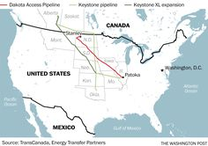 Friday, March 24, 2017:   	Trump Grants Approval For Keystone XL Pipeline