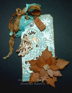 Sizzix Die Cutting Inspiration and Tips: Die Cutting Inspiration: I Spy Saturday 12/22