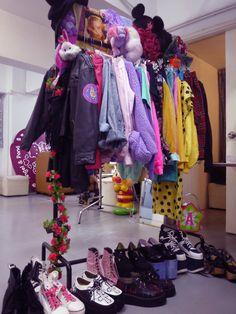 eva's wardrobe