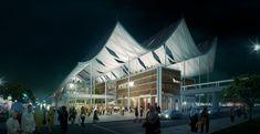 Wisma Geylang Serai | Serie Architects