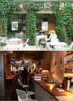 Delikatesy Esencja, Cafe/bar & restaurant - Warsaw, Poland