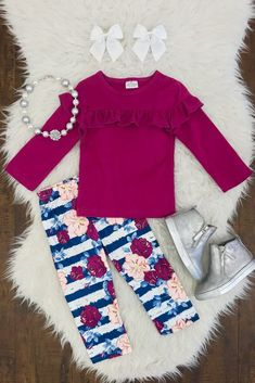 Shop cute kids clothes and accessories at Sparkle In Pink! With our variety of kids dresses, mommy + me clothes, and complete kids outfits, your child is going to love Sparkle In Pink! Little Girl Outfits, Kids Outfits Girls, Cute Outfits For Kids, Little Girl Fashion, Toddler Outfits, Toddler Boy Fashion, Toddler Girl, Kids Fashion, Outfits Niños