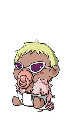 Baby Doquixote Doflamingo - One Piece