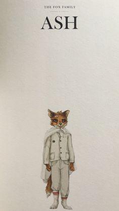 Ash, Fantastic Mr Fox