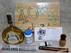 RŮZNÉ VYCHYTÁVKY - Originální dárek k narozeninám 40+ Runes, Origami, Tray, Decor, Decoration, Origami Paper, Trays, Decorating, Origami Art