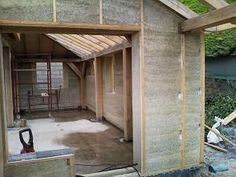 hempcrete construction - Google Search