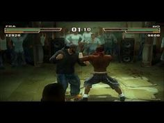 GAMEPLAY PS2 GAME FULL HD 1080P DJFFNY DEF JAM FIGHT FOR NY