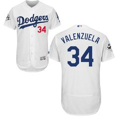 7c40187ce57 Dodgers Jackie Robinson White Flexbase Authentic Collection 2017 World  Series Bound Stitched MLB Jersey