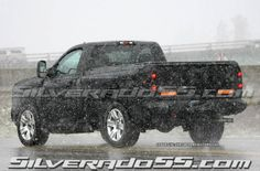 2014 Silverado SS Spied? We've got pictures. - GM Sport Truck News/Rumors Discussion - SilveradoSS.com